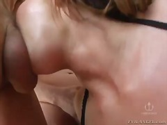 swallow, blonde, hardcore