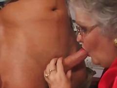 熟女, おばあちゃん, 大き目, ティーン, ぽっちゃり