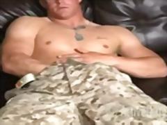 униформа, мастурбация, гей, соло, фетиш