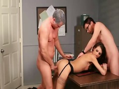 katie, blowjob, group, office, pussy, cock, threesome, orgy, pornstar, sucking