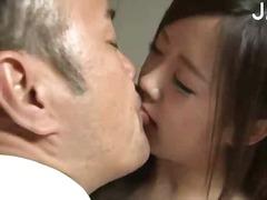 kuss, oral, japanisch, softcore, asien