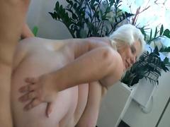 mature, fat, big, nipples, boy, mom