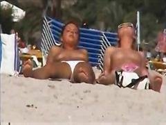 фистинг, плаж, лесбийки, анално