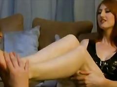 Анастейша Андерсън, фетиш с крака, големи цици