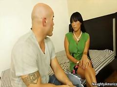 азиатки, пиърсинг, близане, татуировка, бръснати