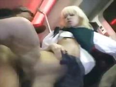 публично, междурасово, масов секс, шибане, дупета