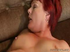mature, lick, pussy, fat
