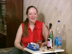 цици, пухкави, пияни