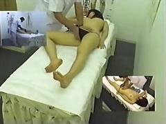 голи жени, скрит, масаж