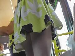 スカート, 大き目, 褐色, 美熟女, 尻