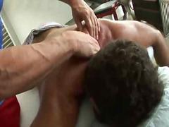 softcore, massage, bien monté, nus, gay
