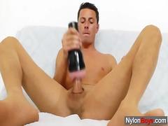विशालकाय आदमी, नंगी, हिलाना, लंड