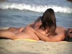 момичета, пръсти, плаж, дупета, събличане, кур