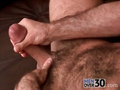 gay, dildo, masturbation, bear