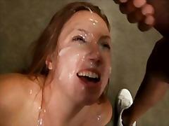 масов секс, изпразване на лицето, на лицето