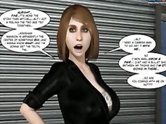 मांसल, नंगी, जापानी हेंताई सेक्स