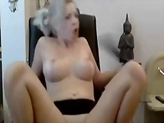 pussy, insertion, masturbation, toys, cum, homemade, dildo, webcam, cam