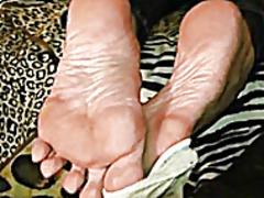 чорапи, фетиш с крака, мастурбация
