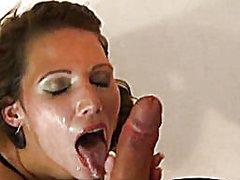 изпразване на лицето, масов секс