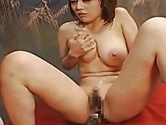 bondage, bdsm, håndsex, lesbiske, asiatere, japanere