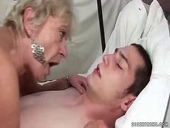 mature, granny, grandma, euro