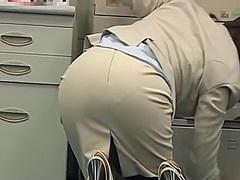 голи, на работното място