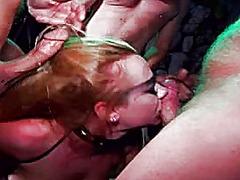 на лицето, яки мацки, изпразване на лицето