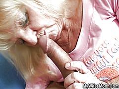 बुड्ढी औरत, अधेड़ औरत