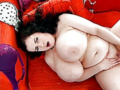 мастурбация, едри жени, близък план