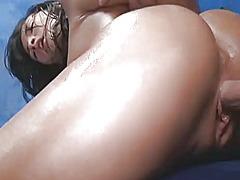 olie, erotik, massage