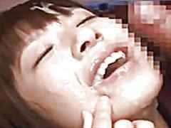 на лицето, изпразване на лицето, ориенталки