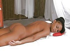 олио, лесбийки, масаж