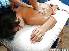 olie, erotik, massage