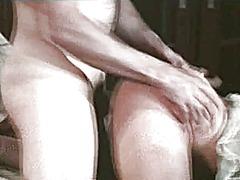 старо порно, милф, бельо, червенокоси, космати