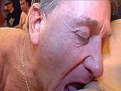масов секс, изпразване на лицето, празнене вътре