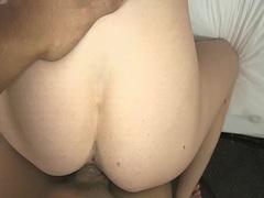 aroused, dong, hawt, boyfriend, face, fucking, babe, time, jizz, shy