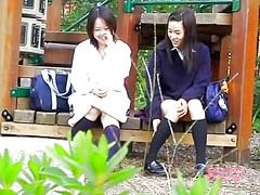 момичета, сладурана, яки мацки, воайор, азиатки