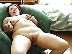 играчка, мастурбация, едри жени
