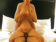 large, riding, doggy, woman, reverse, pounding, cowgirl, some, babe